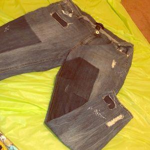 Ashley Stewart Boyfriend jeans 👖